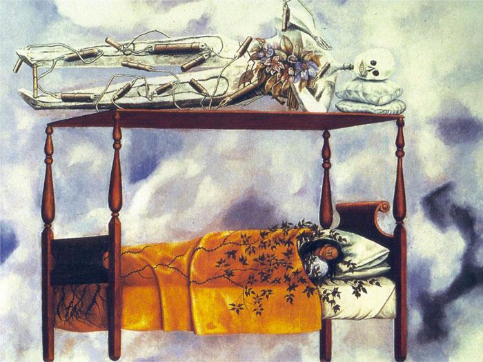 Frida Kahlo Il Sogno