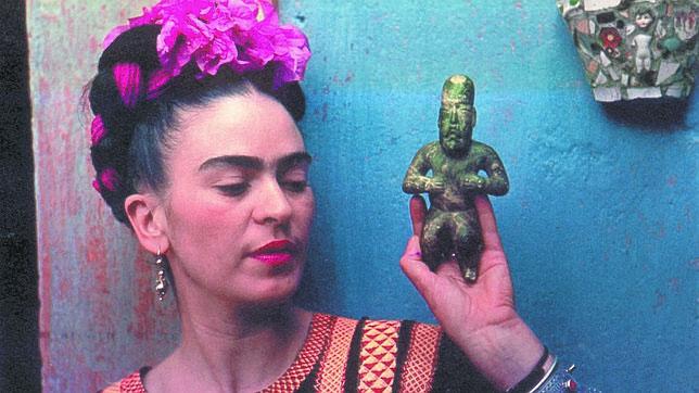Frida Kahlo, la musa messicana