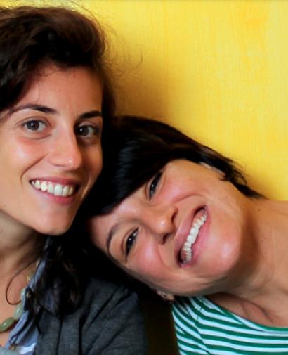 Barbara e Luciana: Le Zazi ideatrici