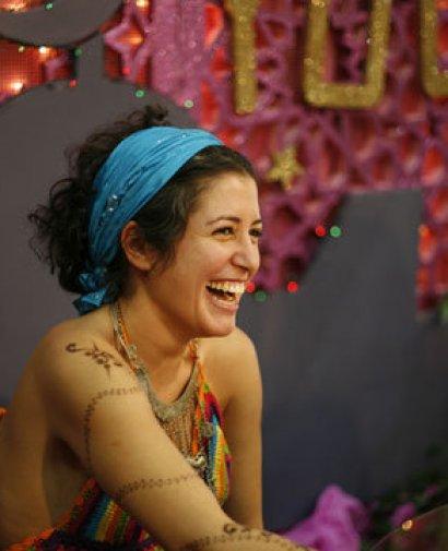 Zena El Khalil, artista a Beirut