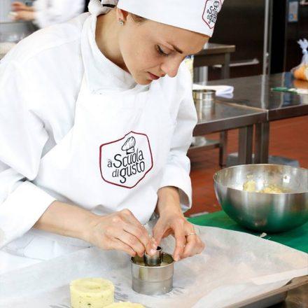 Giulia, la chef vegana